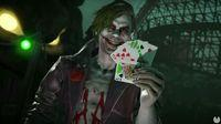 The Joker is shown officially in Injustice 2