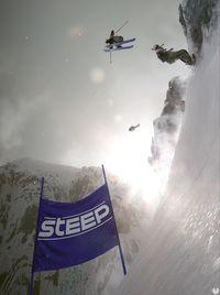 The game of extreme sports Steep shows a new trailer