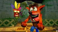 Crash Bandicoot N. Sane Trilogy will cost $  40 on PlayStation 4