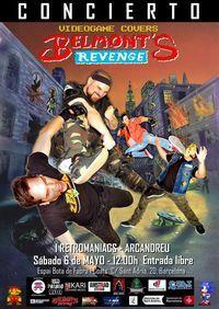 Verkündet Retromaniacs Arcandreu, ein ereignis von arcade in Barcelona