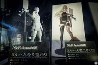 NieR: Automata presents the figures of 9S and A2
