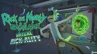 Announced Rick and Morty Simulator: Virtual Rick-ality