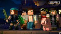 Minecraft: Story Mode - The entire adventure will Switch in July