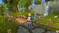 Destiny Chronicles is a JRPG in 3D that it has filed its first images