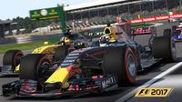F1 2017 will come to Linux the 2 November