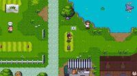 Golf Story creates sound effects with vibration HD Nintendo Switch