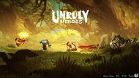 Announced the platforms for action Unruly Heroes for One, PS4, PC and-Switch