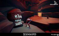 The adventures of Yorick Evergreen take shape with the new prototype of Disembodied