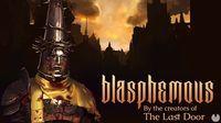 The game of action 2D Blasphemous seeks funding on Kickstarter