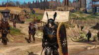 This mod allows Geralt to carry a shield in The Witcher 3: Wild Hunt