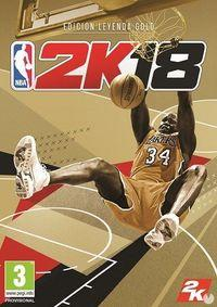 Shaquille O'neal will be the star in the NBA 2K18