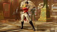 Featured new costumes for Zangief, Karin, and Kolin Street Fighter V