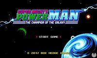 Announced Super Mighty Power-Man, a game inspired by Mega Man