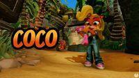 Crash Bandicoot N. Sane Trilogy let you play as Coco