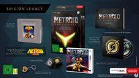 Metroid: Samus Returns presents its limited edition Legacy