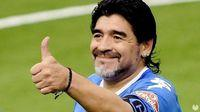 Maradona will appear in Pro Evolution Soccer until 2020