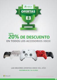 ff1be334bda6 Xbox celebra el E3 con ofertas en juegos, consolas y accesorios - Vandal