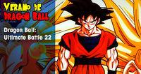 Summer Dragon Ball: Dragon Ball Z Ultimate Battle 22