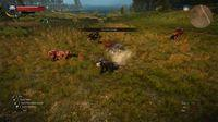 This mod for The Witcher 3 Geralt has basic needs