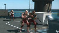 Ocelot will be playable in the missions FOB of MGS V: The Phantom Pain