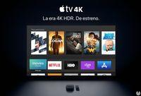 this is the new Apple TV 4K HDR
